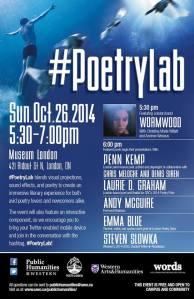 #PoetryLabWordFest