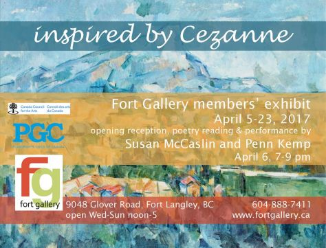 Poster Fort Callery April 17