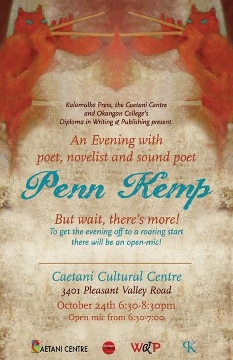 Caetani Cultural Centre poster