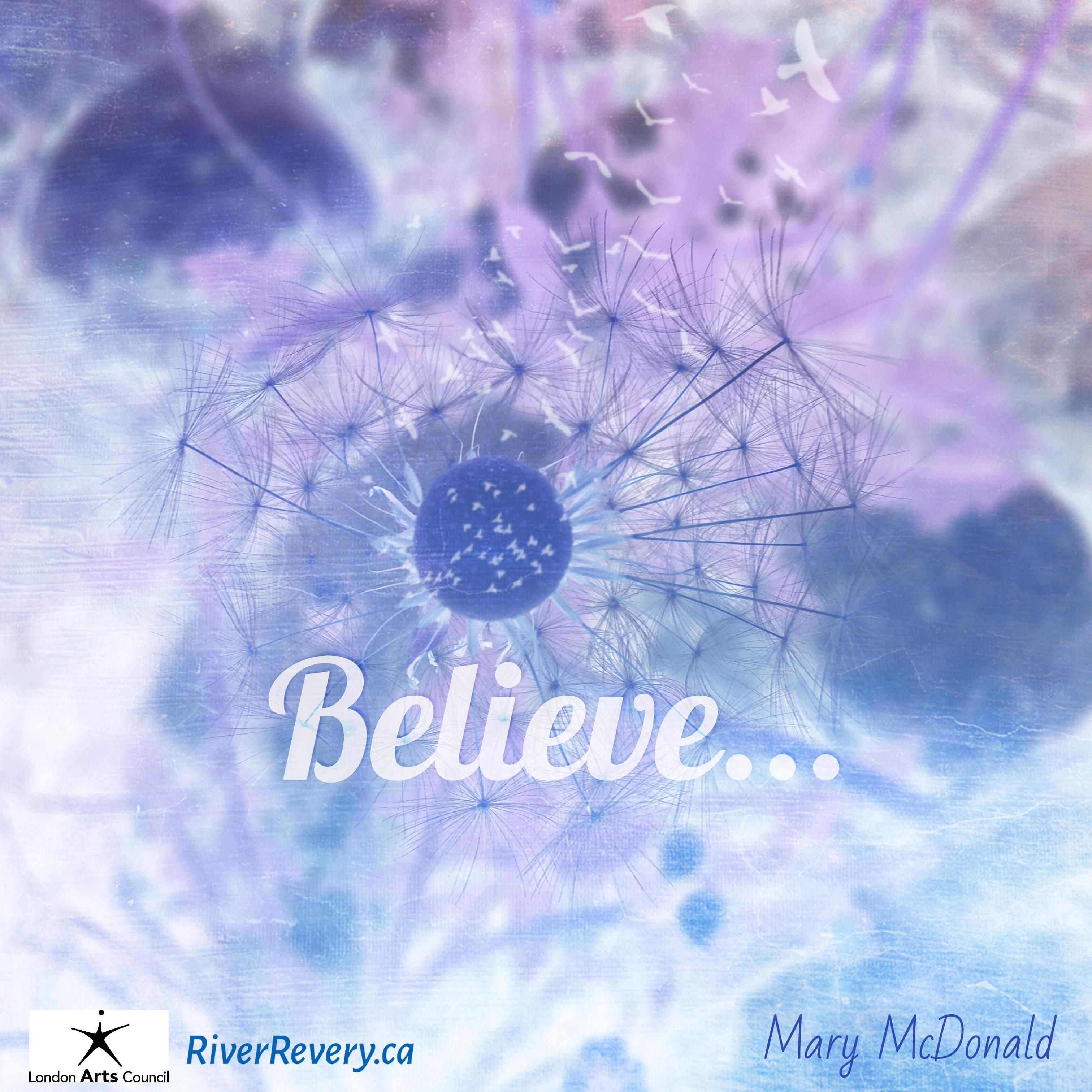 believe 2018 Mary McDonald