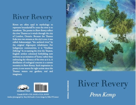 River Revery front back cover